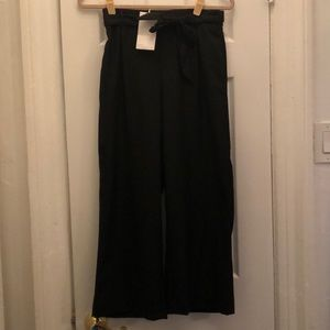 Zara Trf collection cropped pant